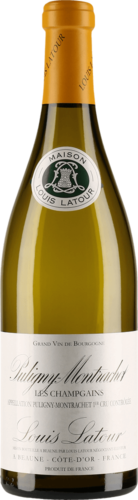 """Louis Latour : Puligny-Montrachet 1er cru """"Les Champgains"""" 2009"""