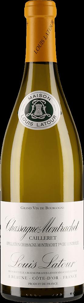 """Louis Latour : Chassagne-Montrachet 1er cru """"Cailleret"""" 2005"""
