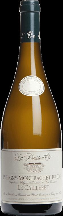 """Domaine de la Pousse d'Or : Puligny-Montrachet 1er cru """"Le Cailleret"""" 2013"""
