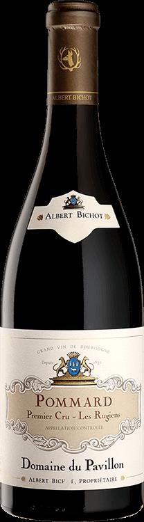 "Albert Bichot : Pommard 1er cru ""Les Rugiens"" Dom. du Pavillon 2011"