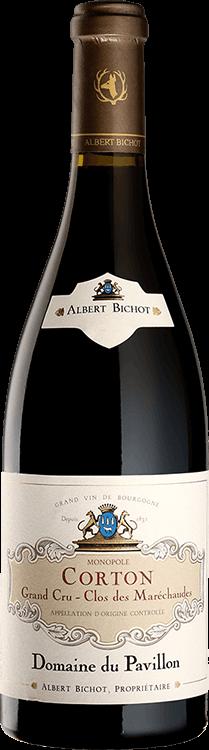 """Albert Bichot : Corton Grand cru """"Clos des Maréchaudes"""" Dom. du Pavillon 2014"""