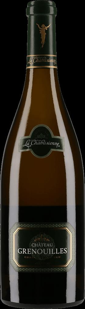"""Image pour La Chablisienne : Chablis Grand cru """"Château Grenouilles"""" 2013 à partir de Millésima France"""