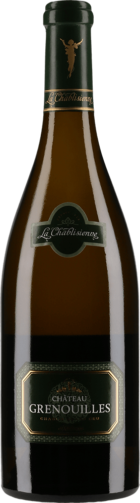 "La Chablisienne : Chablis Grand cru ""Château Grenouilles"" 2014"