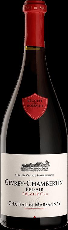 """Château de Marsannay : Gevrey-Chambertin 1er cru """"Bel Air"""" 2015"""