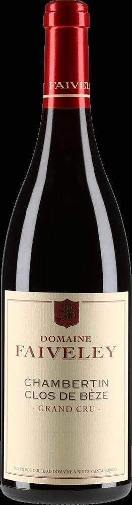 Faiveley : Chambertin-Clos de Bèze Grand cru Domaine 1999