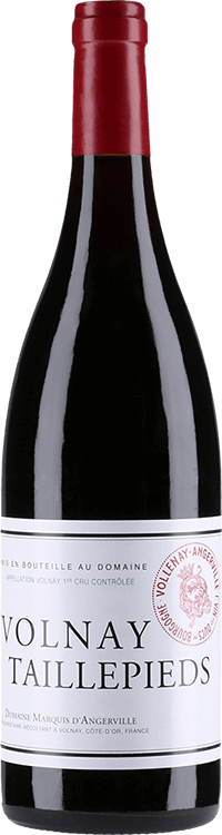 "Domaine Marquis d'Angerville : Volnay 1er cru ""Taillepieds"" 2012"