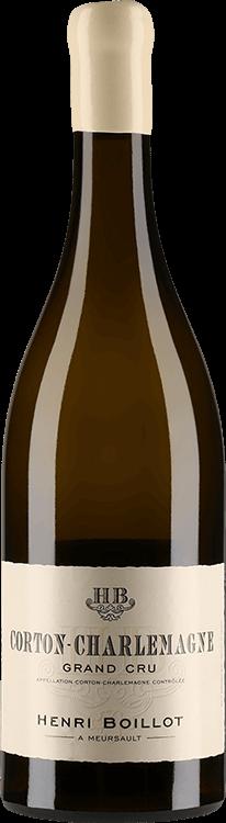 Domaine Henri Boillot : Corton-Charlemagne Grand cru 2015