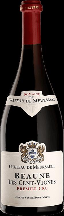 """Domaine du Château de Meursault : Beaune 1er cru """"Les Cent-Vignes"""" 2013"""