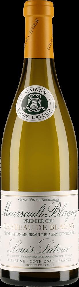 """Louis Latour : Meursault 1er cru """"Blagny"""" Château de Blagny 2015"""