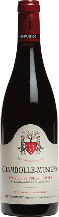 """Geantet-Pansiot : Chambolle-Musigny 1er cru """"Les Feusselottes"""" 2014"""