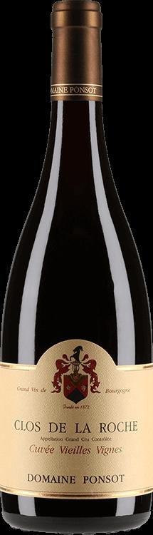 """Domaine Ponsot : Clos de la Roche Grand cru """"Cuvée Vieilles Vignes"""" 2013"""