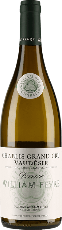 "Grafik für William Fèvre : Chablis Grand cru ""Vaudésir"" Domaine 2013 in Millesima Deutschland"