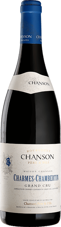 Chanson : Charmes-Chambertin Grand cru 2009