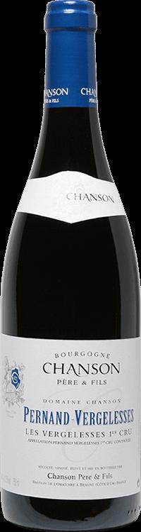 "Chanson : Pernand-Vergelesses 1er cru ""Les Vergelesses"" Domaine 2009"