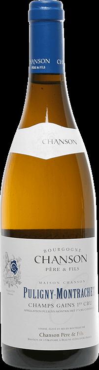 """Chanson : Puligny-Montrachet 1er cru """"Champs Gains"""" 2006"""