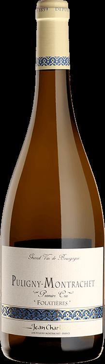 "Jean Chartron : Puligny-Montrachet 1er cru ""Folatières"" 2011"
