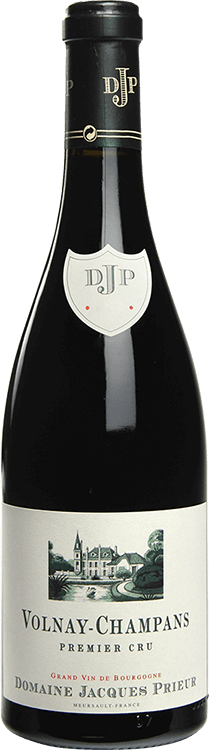 """Domaine Jacques Prieur : Volnay 1er cru """"Champans"""" 2010"""