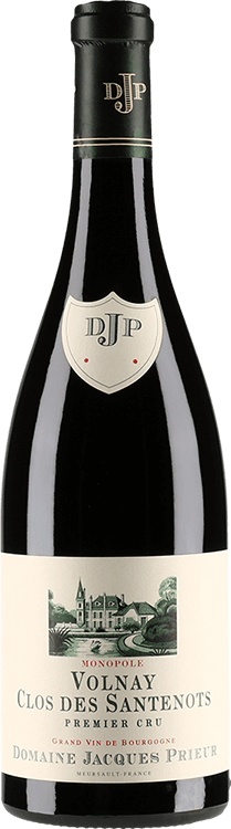 """Domaine Jacques Prieur : Volnay 1er cru """"Clos des Santenots"""" Monopole 2011"""