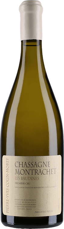 """Image for Pierre-Yves Colin-Morey : Chassagne-Montrachet 1er cru """"Baudines"""" 2015 from Millesima USA"""
