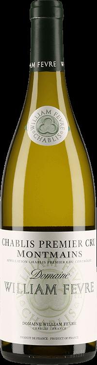 """William Fèvre : Chablis 1er cru """"Montmains"""" Domaine 2015"""