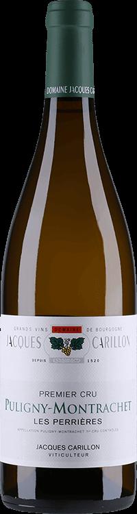 """Domaine Jacques Carillon : Puligny-Montrachet 1er cru """"Les Perrieres"""" 2015"""