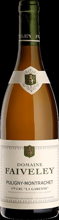 """Faiveley : Puligny-Montrachet 1er cru """"La Garenne"""" Domaine 2013"""