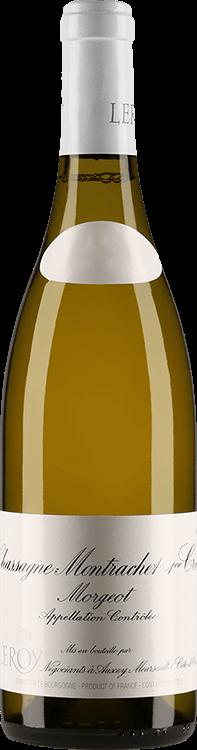 "Leroy : Chassagne-Montrachet 1er cru ""Morgeot"" 2011"