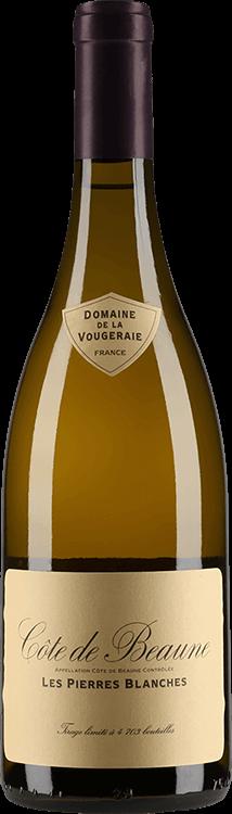 """Domaine de la Vougeraie : Côte de Beaune Village """"Les Pierres Blanches"""" 2015"""