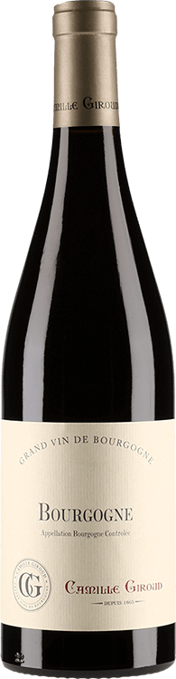 Image for Camille Giroud : Bourgogne Rouge 2014 from Millesima USA