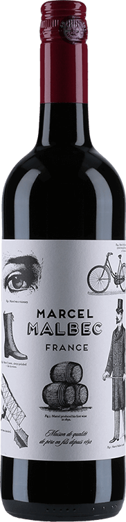 Image for Chateau du Cedre : Marcel Malbec 2016 from Millesima USA