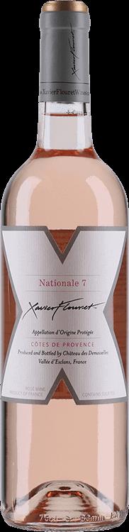 """Xavier Flouret : """"Nationale 7"""" Chateau des Demoiselles 2016"""