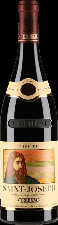 E. Guigal : Lieu-dit Saint-Joseph - Formerly Dom. Jean-Louis GRIPPAT 2006