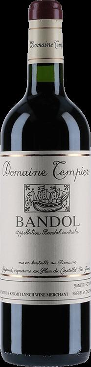 Domaine Tempier : Bandol Rouge Cuvee Classique 2015