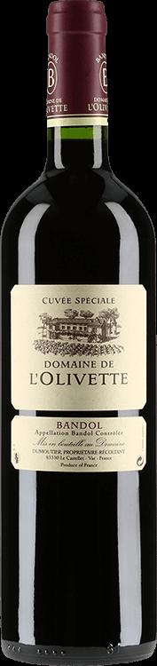 Domaine de l'Olivette : Cuvée Spéciale 2012