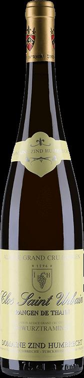 """Domaine Zind-Humbrecht : Gewurztraminer Grand cru """"Clos Saint Urbain Rangen de Thann"""" 2012"""