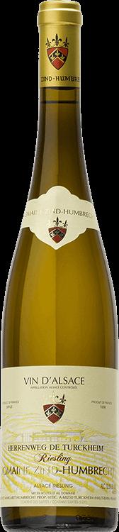"Domaine Zind-Humbrecht : Riesling ""Herrenweg de Turckheim"" 2000"
