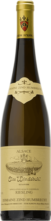 "Domaine Zind-Humbrecht : Riesling ""Clos Windsbuhl"" 1999"