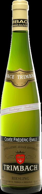 """Maison Trimbach : Riesling """"Cuvée Frédéric Emile"""" Vendanges tardives 2000"""