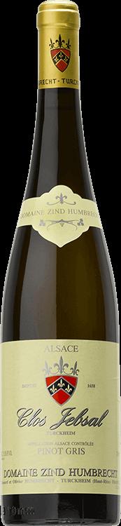 """Domaine Zind-Humbrecht : Pinot Gris """"Clos Jebsal"""" 2003"""