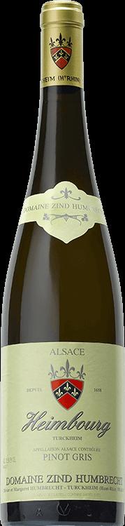 """Domaine Zind-Humbrecht : Pinot Gris """"Heimbourg"""" 1997"""