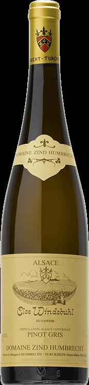 """Image pour Domaine Zind-Humbrecht : Pinot Gris """"Clos Windsbuhl"""" 2000 à partir de Millésima France"""