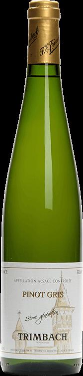 """Maison Trimbach : Pinot Gris """"13ème Génération"""" 2002"""