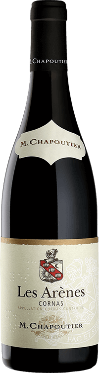 M. Chapoutier : Les Arènes 2003