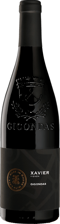 Xavier : Gigondas 2015