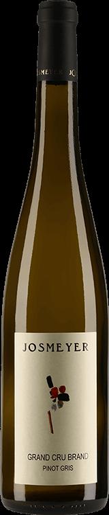 "Image pour Josmeyer : Pinot Gris Grand cru ""Brand"" 2001 à partir de Millésima France"