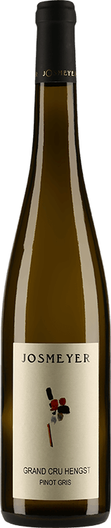 """Josmeyer : Pinot Gris Grand cru """"Hengst"""" 2007"""