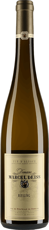 Domaine Marcel Deiss : Riesling 2016