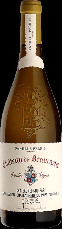 Château de Beaucastel : Roussanne Vieilles Vignes 2015