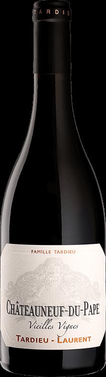 """Tardieu Laurent : Châteauneuf-du-Pape """"Vieilles Vignes"""" 2013"""