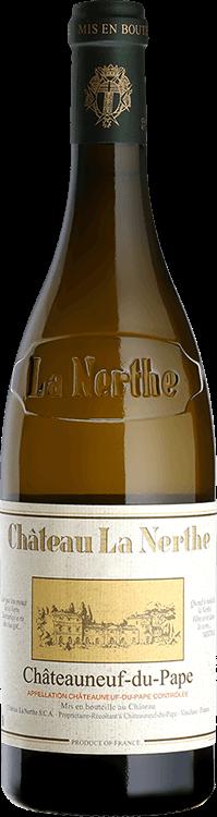 Château La Nerthe : Châteauneuf-du-Pape 2014